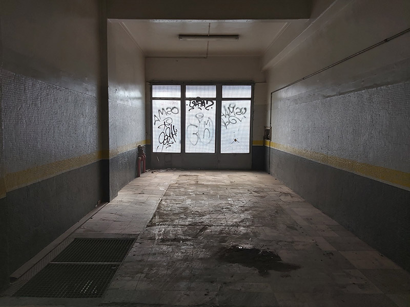 Academia Kollmachine II - interior 1